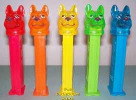Rainbow Color Crystal K-9 set