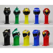 Go-Onger mini pez set