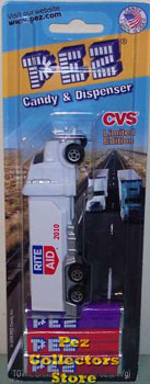 ERROR - Rite Aid Hauler on CVS Limited Edition Card