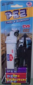 ERROR - Rite Aid Hauler on CVS Limited Edition Card