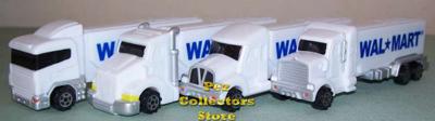 Walmart Pez Haulers