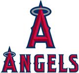Los Angeles Angels MLB Logo