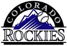 Colorado Rockies MLB Logo