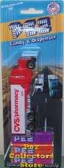 2011 CVS Promotional Red Pez Truck