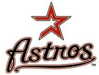 Houston Astros MLB Logo