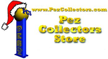 Pez Collectors Store Happy Holidays!