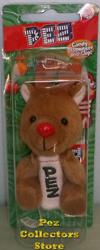 Christmas Plush Reindeer Pez
