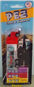 2015 Ed. Wawa Christmas Train Promotional Pez Truck