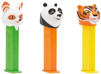 European Kung Fu Panda Pez