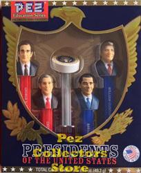 President Pez Volume 9 Boxed Set