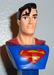 Old Superman Pez