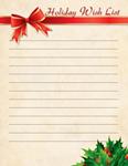 PCS Wish List