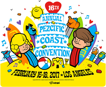 16th Pezcific Coast Pez Convention