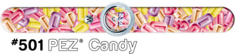 Pez Candy Watch