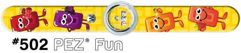 Pez Fun Watch