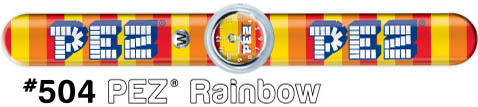 Pez Rainbow Watch