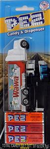 2017 Wawa Snowmen Promotional Truck Pez