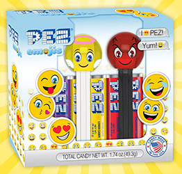 Crystal Angel and Devilish Pez Twin Pack