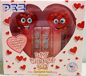 Valentine Heart Pez Twin Pack