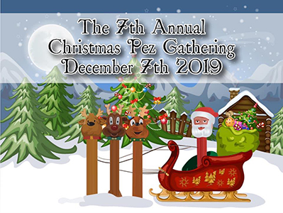 7th Annual Christmas Pez Gathering