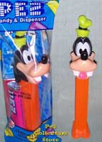 New Disney Clubhouse Goofy Pez