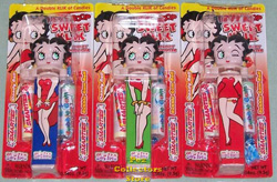 Betty Boop Klik Dispensers