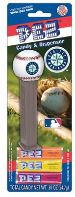 Seattle Mariners MLB baseball Pez