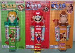 Nintendo Klik Dispensers