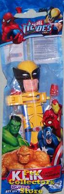 Wolverine Marvel Heroes Klik