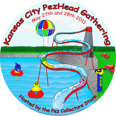 Kansas City PezHead Gathering