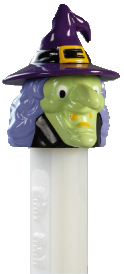 Witch Pez