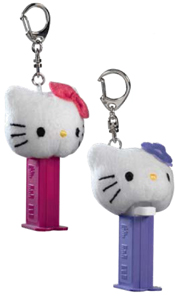 Hello Kitty Plush Mini Pez Friends