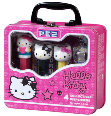 Hello Kitty Skulls Gift Tin