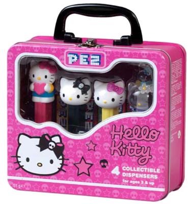 Hello Kitty Skulls Gift Tin