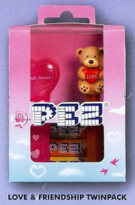 Love and Friendship Pez Twin Pack