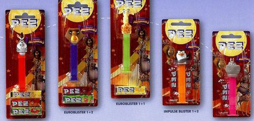 Madagascar Pez from Europe