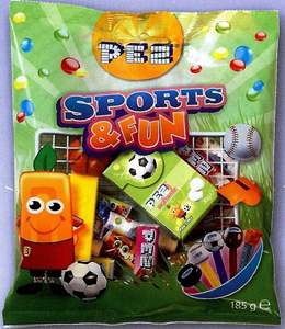 Pez Sports & Fun bag