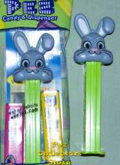 2013 Set of 6 Easter Pez in Tubes