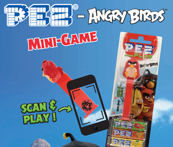 Pez - Angry Birds Mini Game