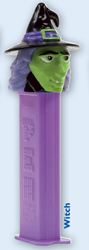2016 Pez Witch