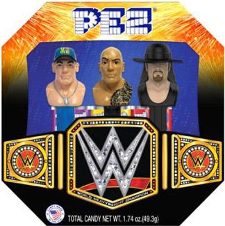 WWE Pez Boxed Set
