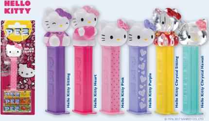 European Hello Kitty Pez 2107