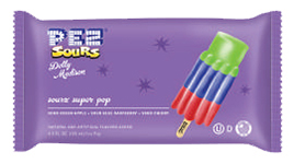 Pez Sourz Super Pop