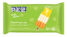 Pez Tropical Pop