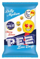 Dolly Maddison Cherry Lemon Pez Love Emoji Ice Cream