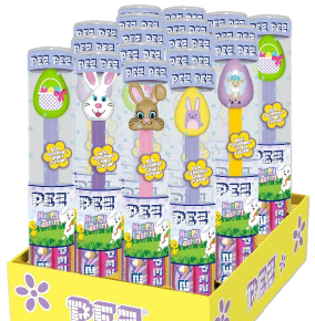 Easter Pez in Tubes