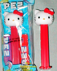 Hello Kitty with Red Bow Pez