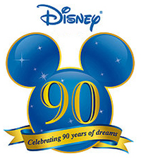 Mickey 90 Years