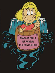 Niagara Falls 2018 Pez Convention