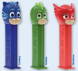 European PJ Masks Pez
